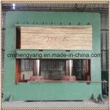 高性能のベニヤの中国の合板のための冷たい出版物機械/Pre-Press機械