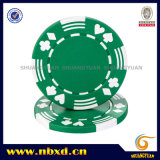 11.5g 2-Tone Double Suited ABS Poker Chip