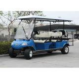De Bijlage van het Golf van Hdk voor de Dekking van de Zonneschijn van de Regen van de Kar van Golf 4+2 Seater