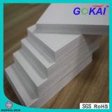 Tarjeta de alta densidad de la espuma del PVC de la construcción 16m m el 1.56X3.05m