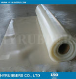 Não - Venenoso e insípido Folha de borracha de silicone