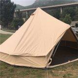 贅沢で一義的なキャンプの綿のキャンバスの防水テントのTipiのテント