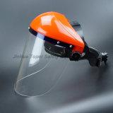 Masque acrylique clair de sûreté d'équipement médical de pare-soleil (FS4011)
