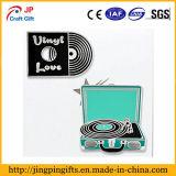 Personnaliser le phonographe Épinglette de forme pour la vente