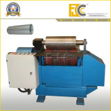 Máquina solar de Rouding del rodillo de tambor de acero del calentador de agua