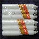 Realmente 42g de suministro de fabricación de velas blancas velas de cera //Candelabro
