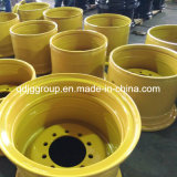 OTR Llantas de acero de la rueda de otr de la rueda rueda Belaz Cat Komatsu rueda rueda Volvo