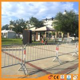 Le trafic galvanisé Barricades Barrière de contrôle des foules