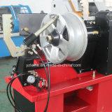 縁を改装する合金の車輪は縁修理機械をまっすぐにする