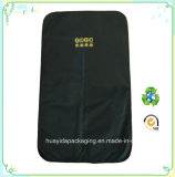 EcoのNonwovenジッパーのシールの衣類包装袋のスーツ袋
