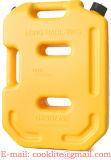 Il pacchetto di plastica dell'acqua dell'olio del Jerry può serbatoio di combustibile diesel portatile per il motociclo dell'automobile di SUV ATV