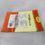ヒートシールのシーリングハンドルの米の使用の水田の包装袋