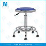 Laboratorio multifunción silla con reposapiés