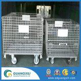 Depósito de armazenamento dobrável com caixa de malha metálica Cycl