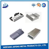 OEM Galvanized Steel/Aluminum Sheet Metal High Precision Stamping Shares