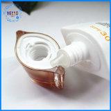 Бутылка Sun косметической бутылки PE 50ml нестандартной конструкции Cream