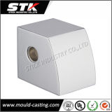Aleación de zinc chapada en cromo Die Casting para los accesorios del grifo del cuarto de baño