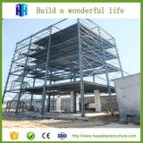 Structure en acier de haute élévation préfabriqués Hotel Building Multi-Storey
