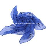 Form, die schöne Punkt-quadratischen Schal für Dame bezaubert