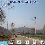 9m 80W Solar LED Street Lamp con Coc Certificate