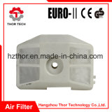 Le filtre à air pour la chaîne de tronçonneuse a vu le filtre à air