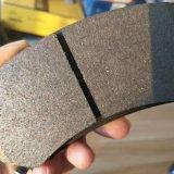 Semi-Metal /Low-Metal Alto Desempenho pastilhas de freio do carro de baixo ruído