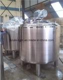1000 Chemische het Mengen zich van het Roestvrij staal van de Rang van het Voedsel van de liter Tank