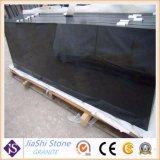 Mosaico de suelos China grandes losas de granito negro y reducir el tamaño de los materiales de construcción