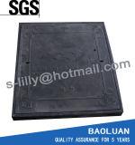 Литая сталь или волокно FRP пластичное цена крышки люка -лаза стекла слишком дешево