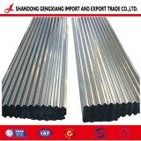 Galvanizado de alta calidad Hoja de acero corrugado Roofing Gi