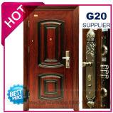 2017 Metal de qualidade superior da porta de segurança de aço (EF-S151P)