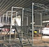 Lange Lebensdauer-Zeit-Licht-Stahlkonstruktion-Kleber-Vorstand-Landhaus-Haus