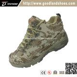 La cheville extérieure de modèle de camouflage amorce la chaussure 20207 d'hommes de chaussures d'armée