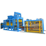 Automatische hohle Ziegelstein-Maschine des konkreten Kleber-Qt12-15