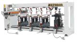 Cinq lignes de bois chaud boring machine outil de travail du bois de machines de perçage