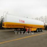 販売のための半半半半トレーラーのタンカーのトレーラーの燃料タンクの燃料タンクのタンカー