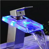 Sanitary Ware LED Waterfall Faucet