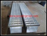 ISO9001 Professional стальной решеткой производитель оцинкованного DIP горячей воды слить Скрип крышки