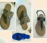 Sandals van de Vrouwen van Seabeach/Pantoffels, Manier Sandals/Pantoffels, 50000pairs, USD1/Pairs