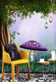 Papier peint Eco-Solvent personnalisé