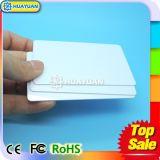 13.56MHz NXP MIFARE klassische Chipkarte Belüftung-4K weiße RFID