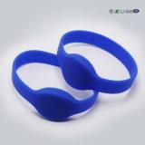 À prova de silicone/PVC maleável 6 Cores Pulseira RFID