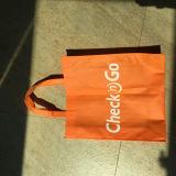 Non сплетенная хозяйственная сумка слоения