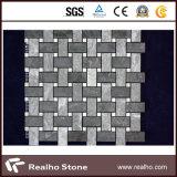 浴室のフロアーリングおよび壁のための自然な大理石の石造りのモザイク・タイル