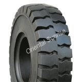 Neue pneumatische Felgen-fester Reifen 4.00-8, 5.00-8, 5.50-15, Nicht-Markierung 6.00-9