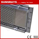 Quemador infrarrojo del gas para el recubrimiento del polvo (GR-1602)