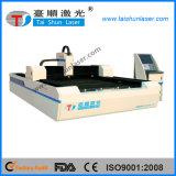 Tagliatrice del laser della fibra per la pubblicità della scheda, mestiere del metallo