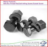 Hex strukturelle Schrauben-schwere strukturelle Schrauben