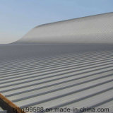 Nouveaux matériaux de construction de la plaque de toit feuille en aluminium