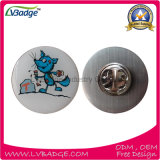 Promocional de la venta caliente Impreso placa de metal pin